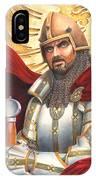 Sir Gawain IPhone Case