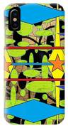 Sir Mbonu Christhe Arts Of Textile Designs #30 IPhone Case