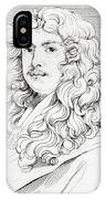 Sir Peter Lely, 1618 IPhone Case