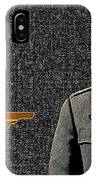 Sir Roger Moore IPhone Case