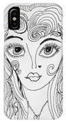 Sisterhood Of The Doodling Pens 4 IPhone Case