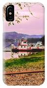 Sisters Ville Ferry IPhone Case