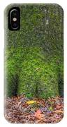 Six Green Fingers IPhone Case