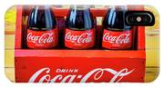 Six Pack Of Cokes IPhone X Case