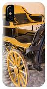 Skansen Carriage IPhone Case