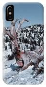 Skating Pine IPhone Case