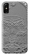 Skeletal Man IPhone Case