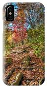 Skeleton Of Graveyard Fields IPhone Case