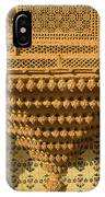 Skn 1323 Endearing Carvings IPhone Case