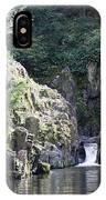Skryje Waterfall And Pond IPhone Case