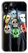 Skull T Shirts Day Of The Dead  IPhone Case