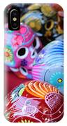 Skulls Day Of The Dead  IPhone Case