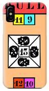 Skully Board IPhone Case