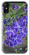 Sky Flower Window  IPhone Case