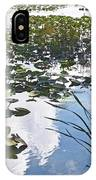 Sky Reflections IPhone Case