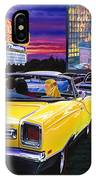 Sky View Drive-in IPhone Case