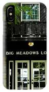 Skyline Drive - Big Meadows IPhone Case