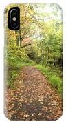Skyline Trail P IPhone Case