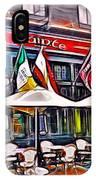 Slainte Irish Pub And Restaurant IPhone Case