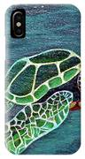 Slate Painting IPhone Case