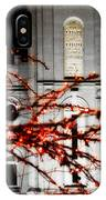 Slc Temple Red White N Black IPhone Case