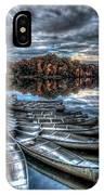 Sleep Canoes Warrenton Va 2012 IPhone Case