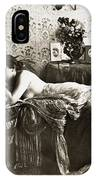 Sleeping Beauty, C1900 IPhone Case