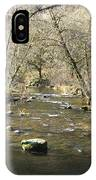 Sleepy Creek IPhone Case
