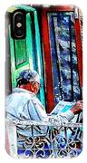 Slice Of Life Sunny Sunday Morning Newspaper India Rajasthan Udaipur 2a IPhone Case