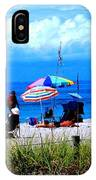 Slice Of Venice Beach IPhone Case