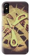 Slices Of Autumn IPhone Case
