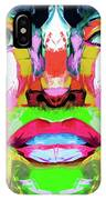 Split Personality By Nixo IPhone Case