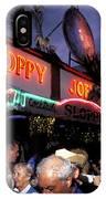 Sloppy Joes Bar IPhone Case