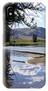 Slough Creek 1 IPhone Case