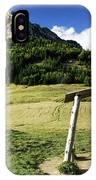 Slovak Mountains IPhone Case