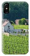 Small Austrian Cemetery  IPhone Case