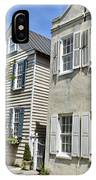 Small Colonial Style Homes IPhone Case