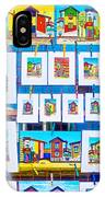 Small Paintings For Sale In La Boca Area Of Buenos Aires-argentina  IPhone Case