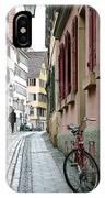 Small Street In Tubingen. IPhone Case