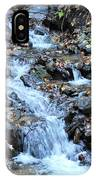 Small Waterfall 2 IPhone Case