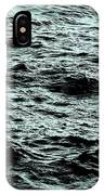 Small Waves IPhone Case