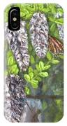 Smell The Moutain Laurel IPhone Case
