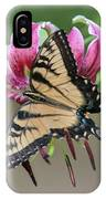 Smelling The Asiatic Lilies IPhone Case
