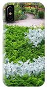Smiley Face Garden Too IPhone Case
