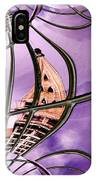 Smith Tower In King Street Station IPhone Case