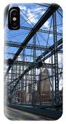 Smithfield Street Bridge Three IPhone Case