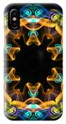 Smoke Art 3 IPhone Case
