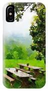 Smoky Mountain Morning IPhone Case