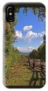 Smoky Mountain Scenery 12 IPhone Case