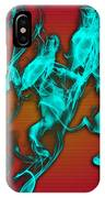Smoky Shadows IPhone Case
